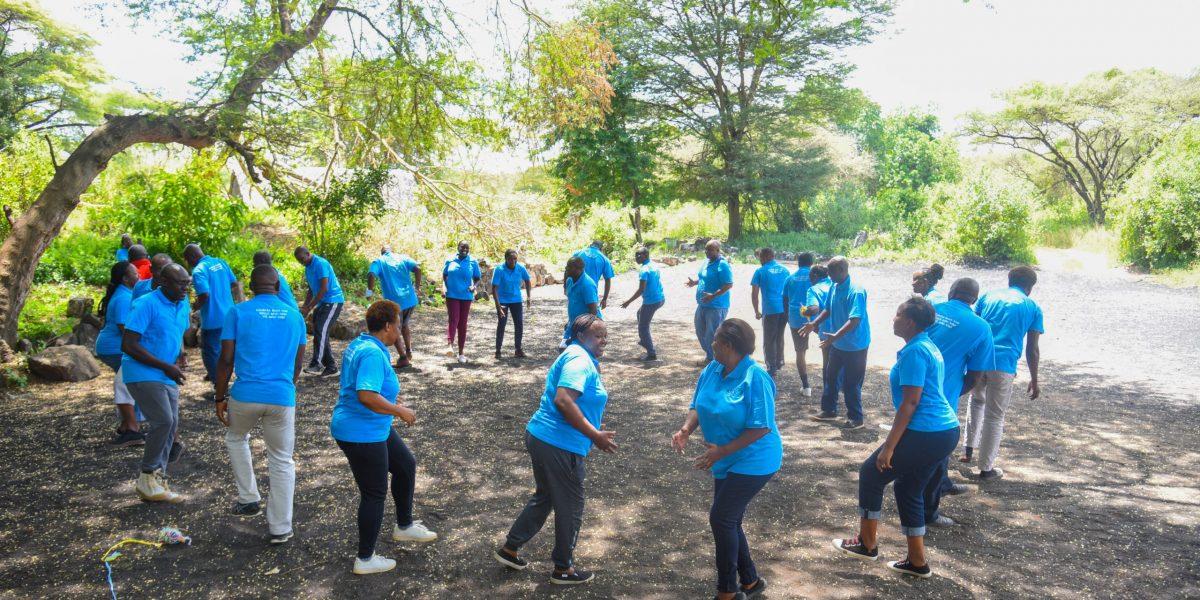 Activities - Team Building